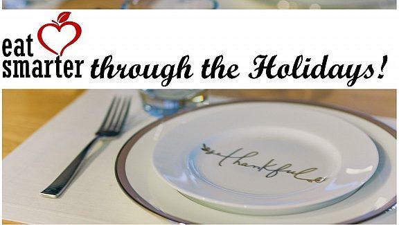 EatSmarter through the Holidays