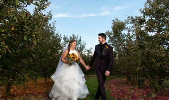 Orchard to Wedding Open House