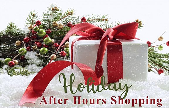 Holiday Shopping Night
