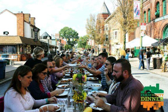 2021 Farm to City Street Dinner
