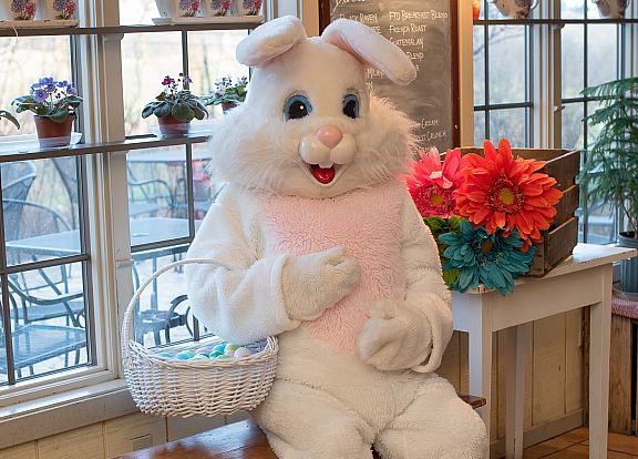 Visit the Easter Bunny