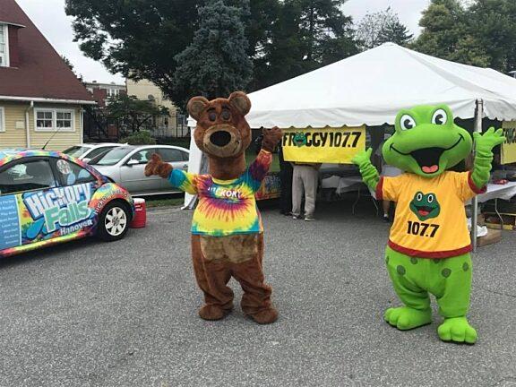 Froggy 107.7 Preschool Pals Day at the York Fair