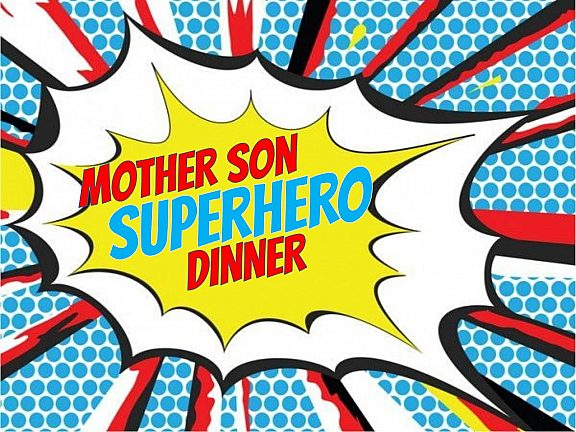 Mother Son Date Night-SOLD OUT