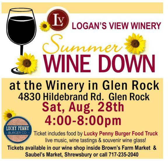 Logan's View Winery Summer Wine Down