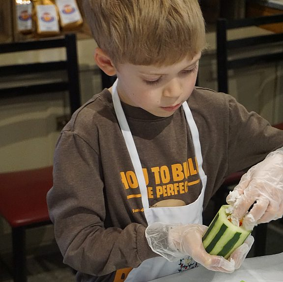 Kids Cooking Night-Breakfast Morning in a Jar (SOLD OUT)